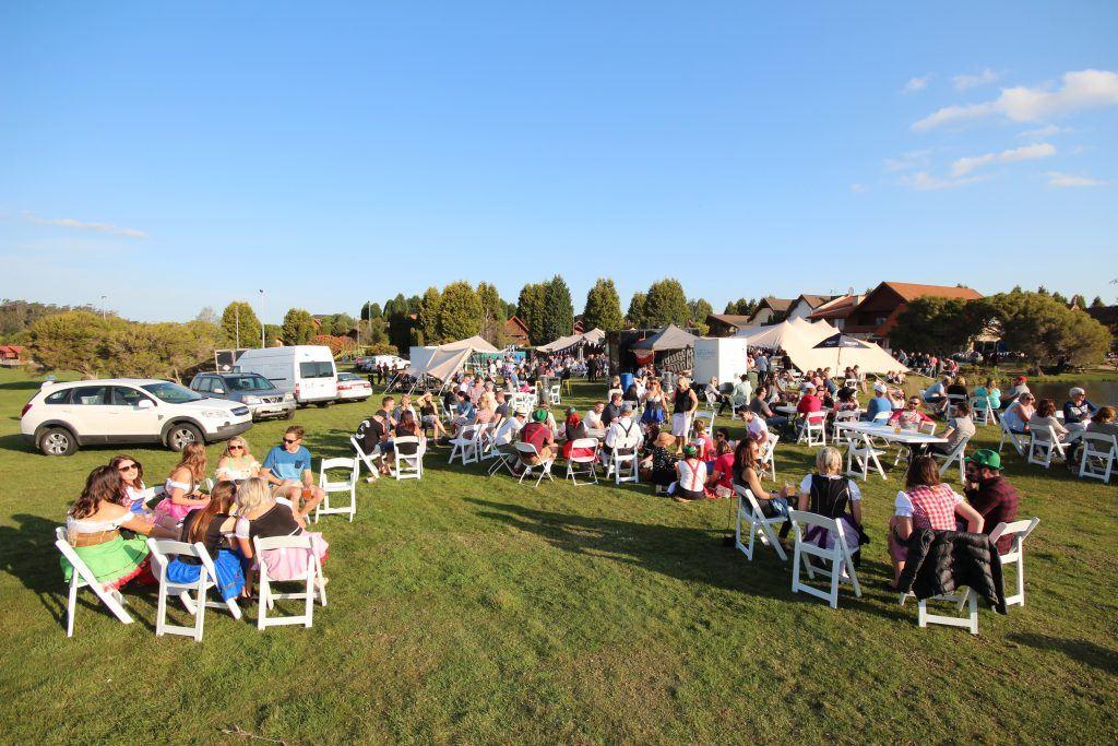 Event Management Oktoberfest Tamar Valley Resort