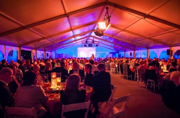 Hoecker MONA Event Avenue theming styling gala dinner Hobart