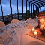 Grand Chancellor Harbour View Room Theming Hobart Event Styling Centrepiece Decoration Event Avenue