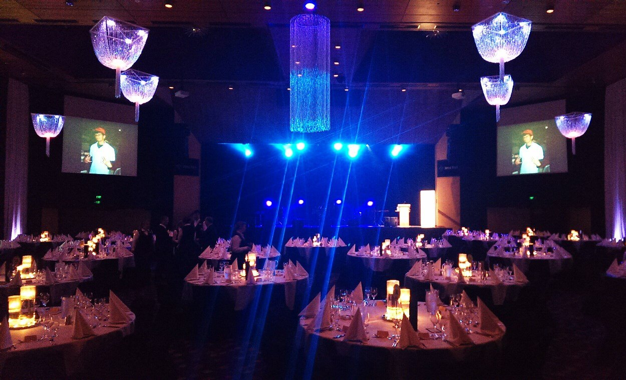 UTAS Medical Graduation Students Ball Wrest Point Hobart Event Avenue Corporate Theming