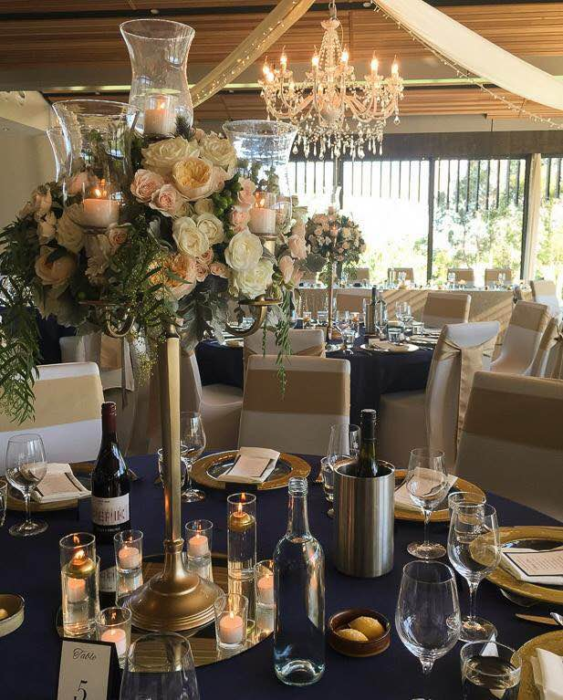 Below Are Photos Showing A Range Of Just Few The Table Centrepieces We Have Created For Our Clients