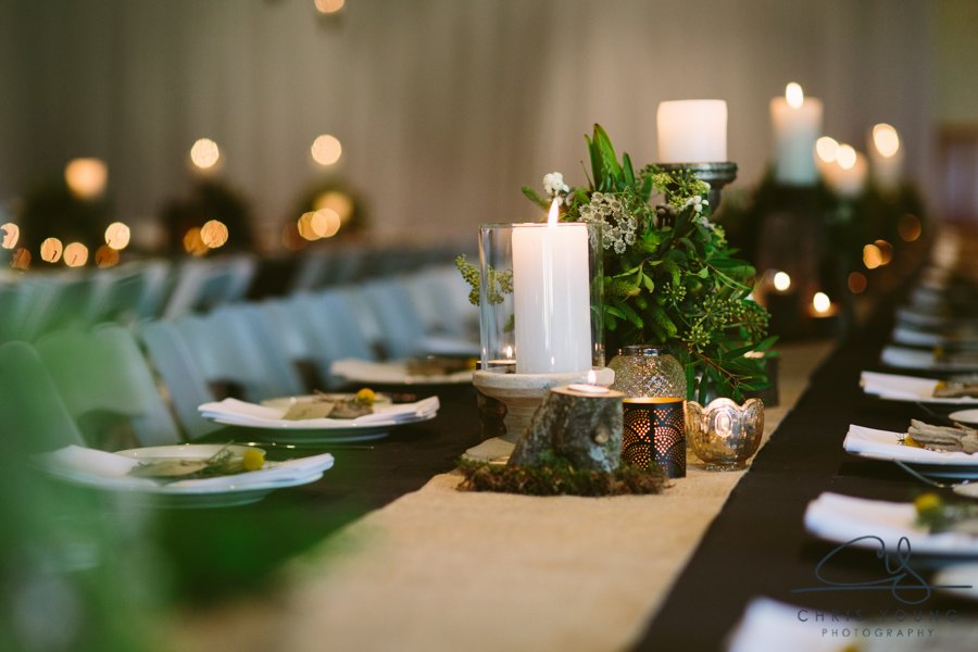 Event Avenue Table Centrepieces Hobart styling Launceston