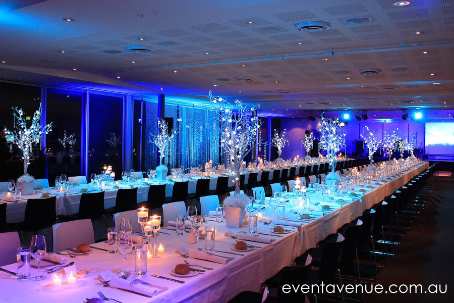 Mona Event Wedding Winter Wonderland