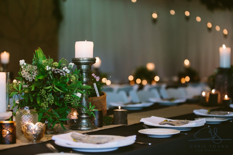 Natural wedding decorations woodland enchanted table centerpieces event avenue tasmania