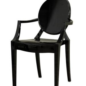 Black Ghost Chair Hire