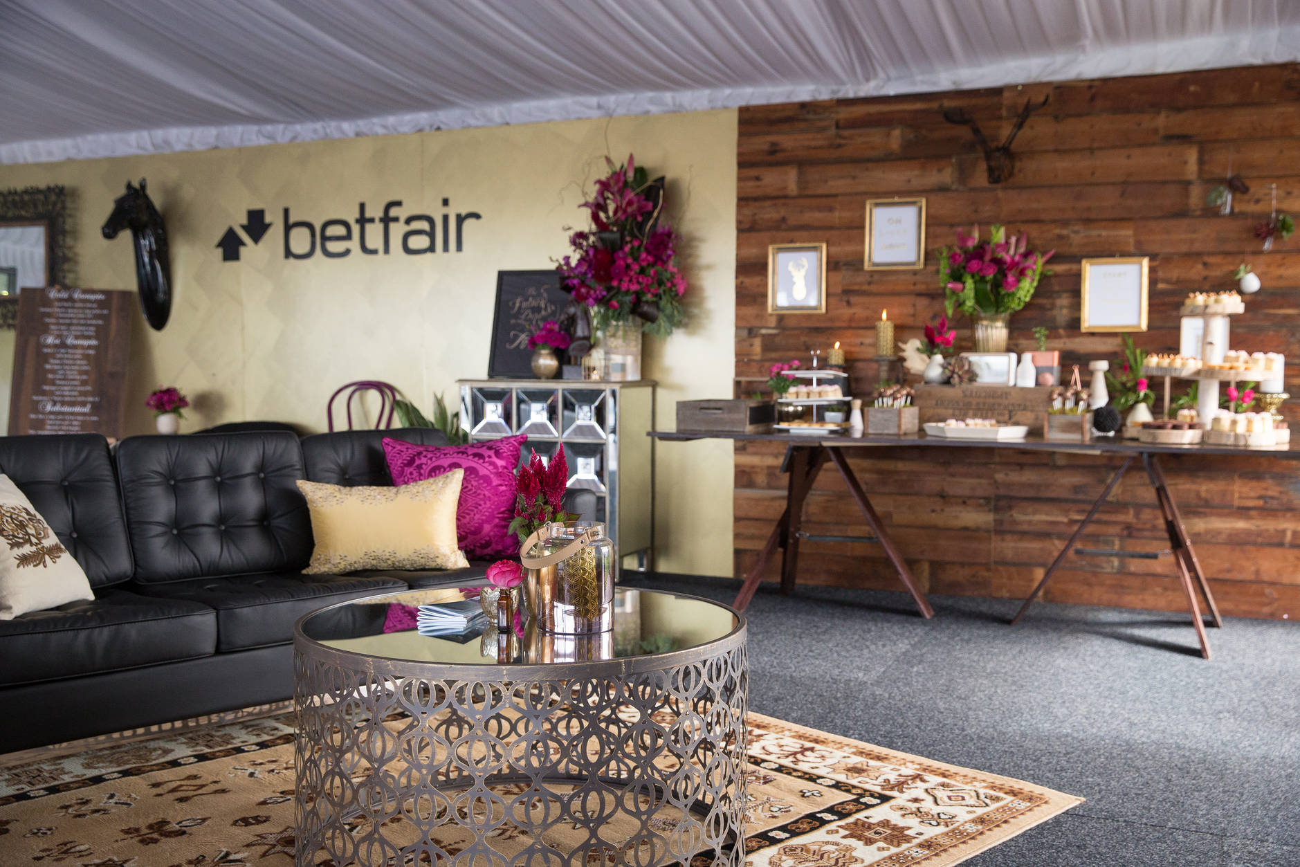 Betfair Marquee Styling Launceston Cup