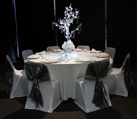 Centrepiece Hire - High Without Flowers3