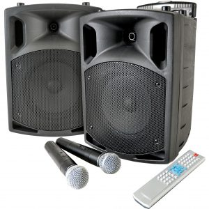 Double Speaker Hire Tasmania