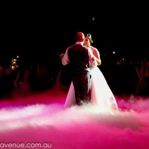 Dry Ice Fog Machine wedding planning