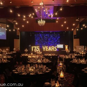 Wrest Point Tasman Event Theming