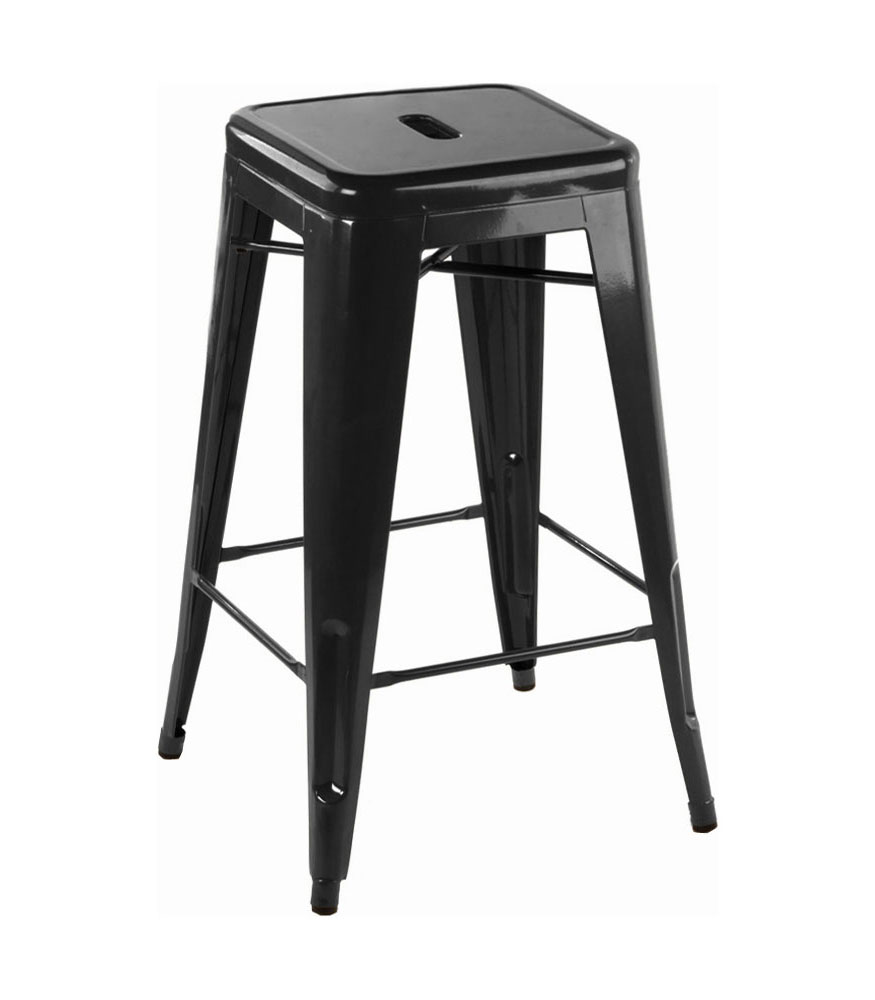 tolix bar stool black event avenue event avenue. Black Bedroom Furniture Sets. Home Design Ideas