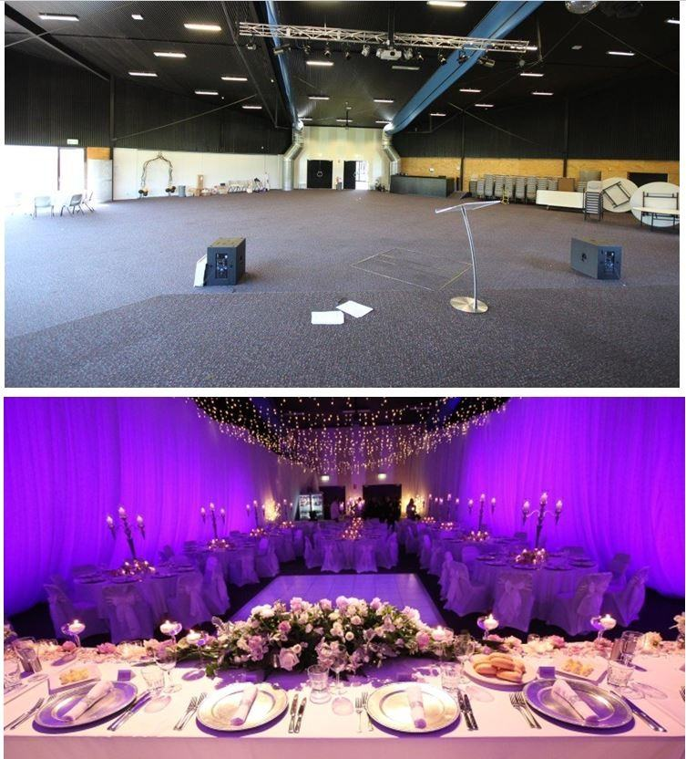 Whole Room Draping Event Avenue Event Avenue