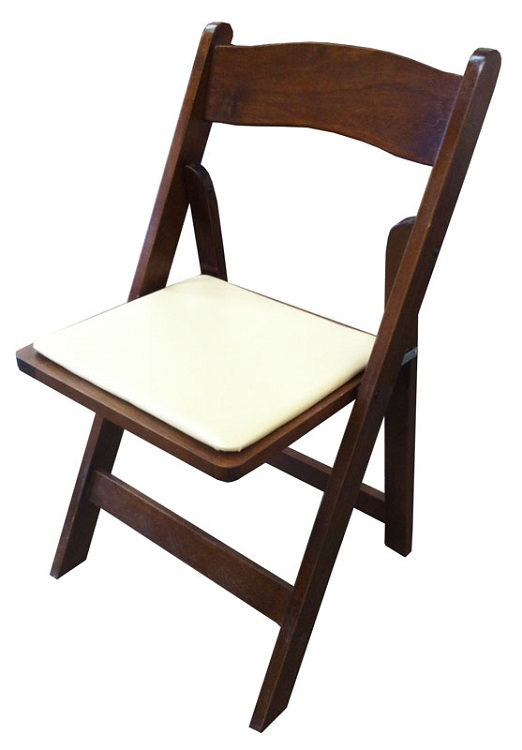 Wooden Folding Chair Hire Event Avenue