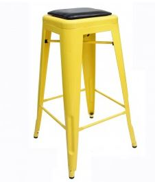 Yellow Bar stool