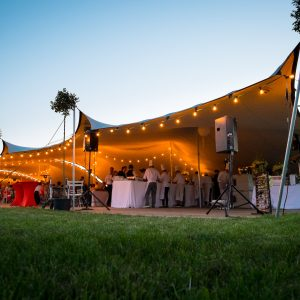 Stretchy Tent Hire