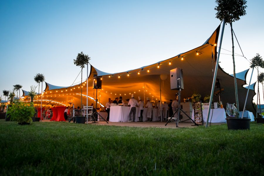 Marquee Hire Tasmania Stretch Tent