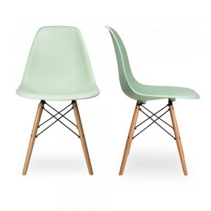 Eames Style Chair Mint