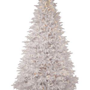 White Christmas Tree Hire