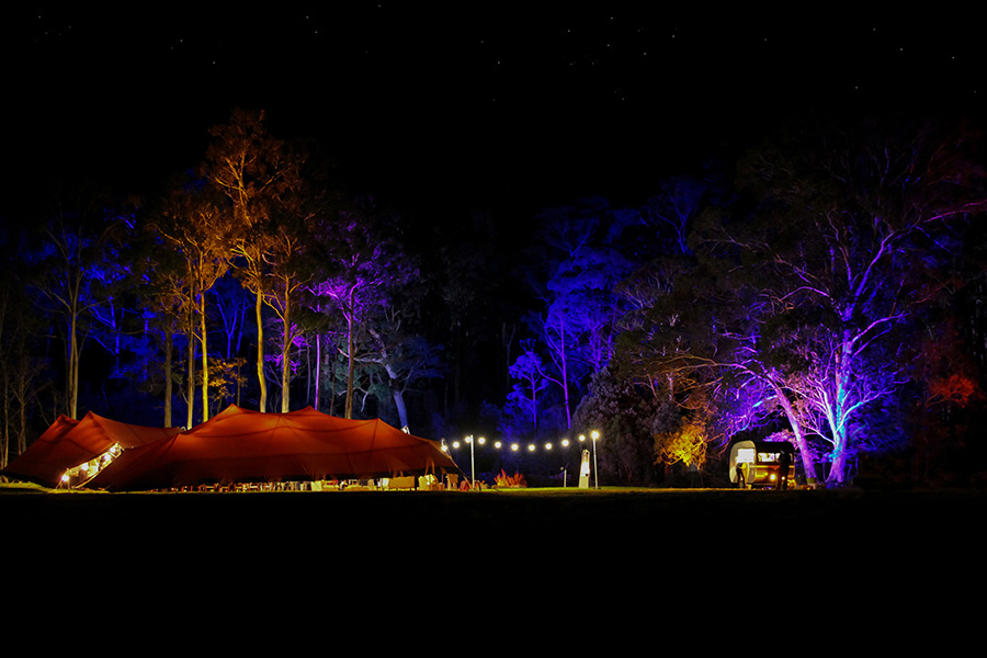 Marquee-Tent-Night