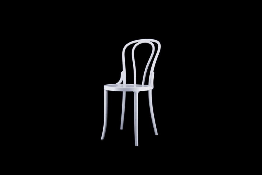White Bentwood Chair Hire