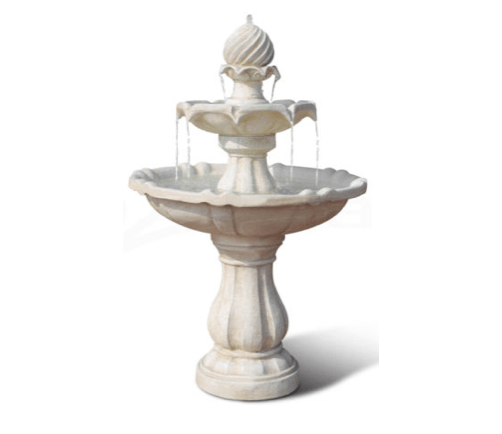 3 tiered fountain prop hire