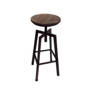 Rustic Industrial Bar Stool Hire