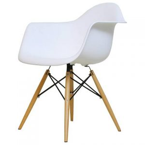 Eames arm chair furniture hire tasmania