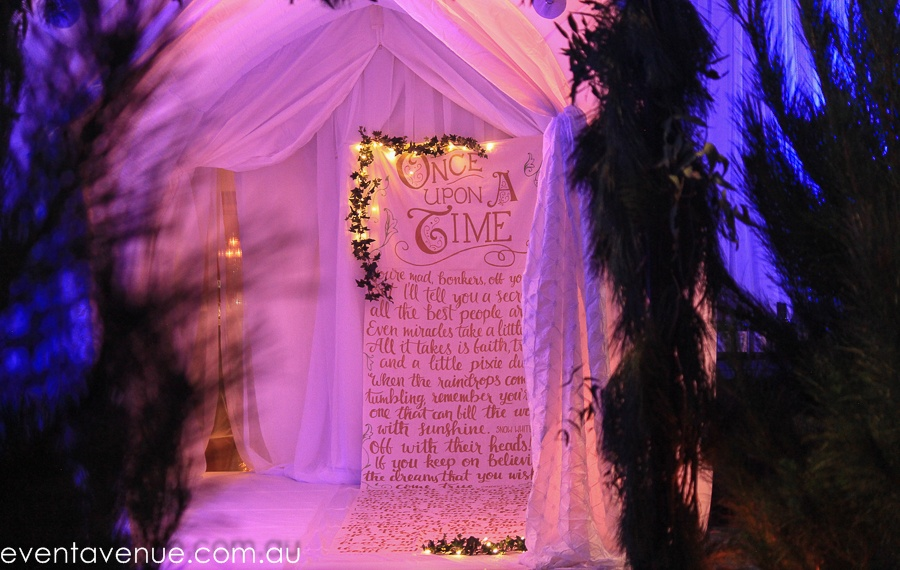 Once Upon A Time Decorations Party Enchanted Garden Event Avenue