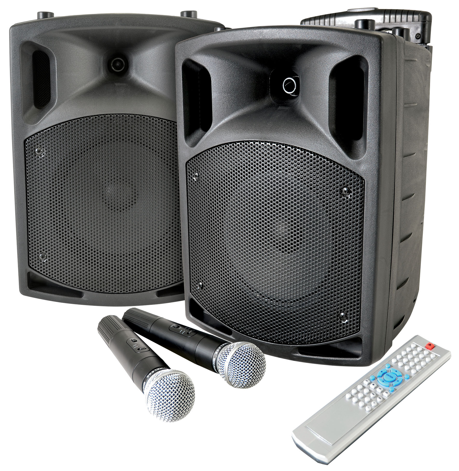 250w dj speakers on stands double speakers event avenue - Mobile porta cd ...