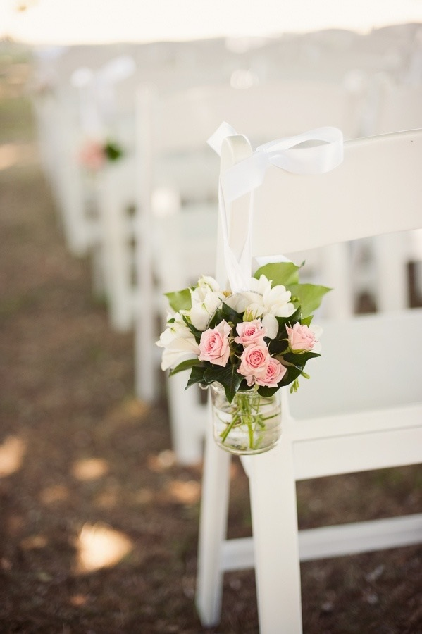 hanging flower vases wedding pew flowers hanging event avenue event avenue 4698